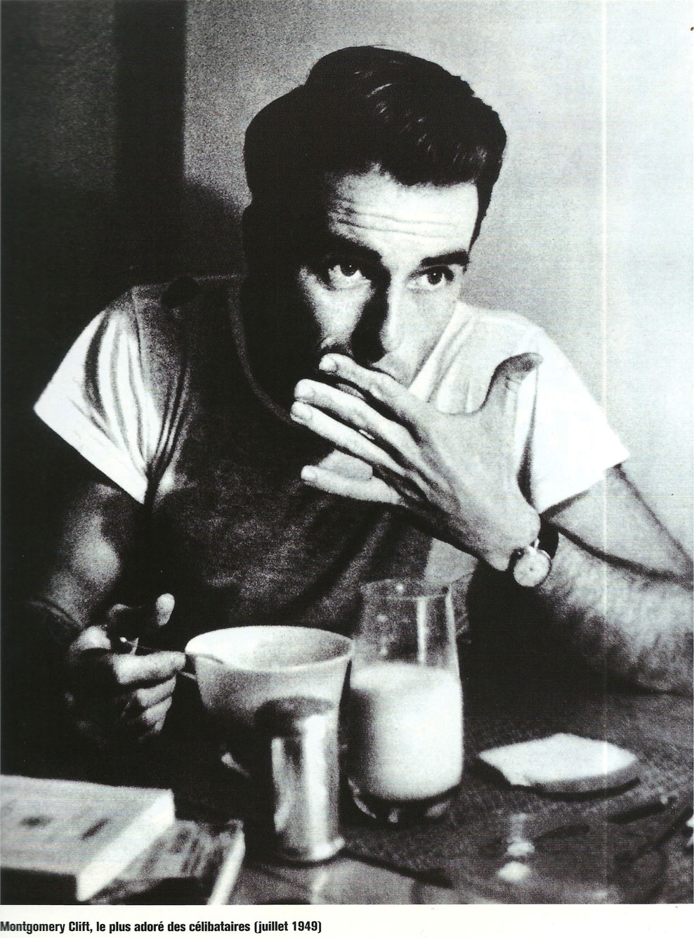 Montgomery Clift (juillet) 1949